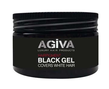 Resim Agiva Black Gel 250Ml