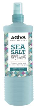 Resim Agiva Deniz Tuzu Saç Spreyi 250Ml