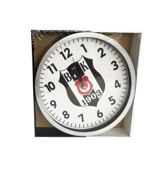Resim Taraftar Duvar Saati Beşiktaş *12